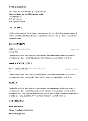 Resume Builder  Resume Tools
